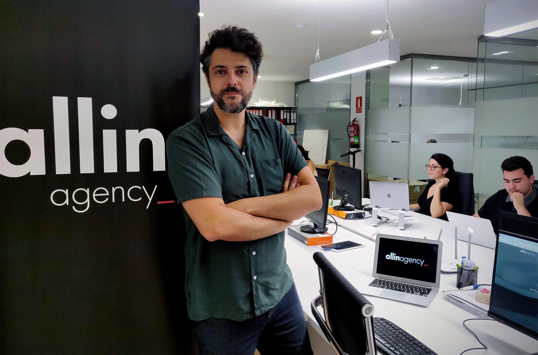 Guadalmedia Publicidad consolida su expansión en el mercado digital con su entrada en el capital de Allinagency