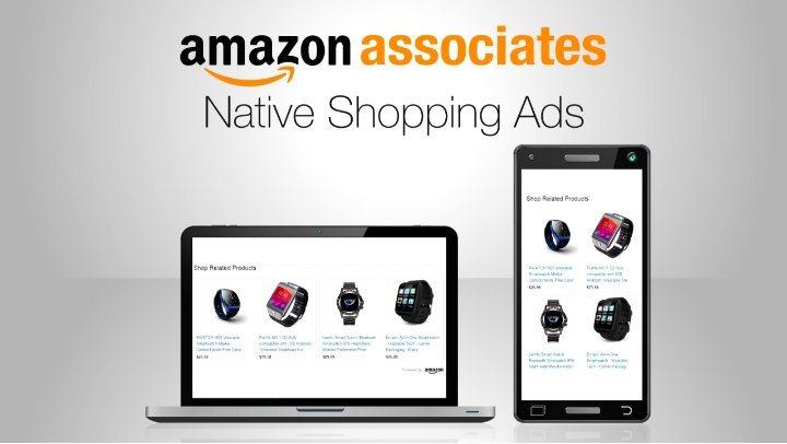 Amazon Associates Ads